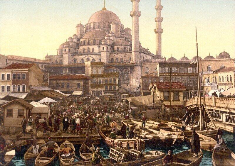 Почему Константинополь не смогли взять до середины 15-го века?