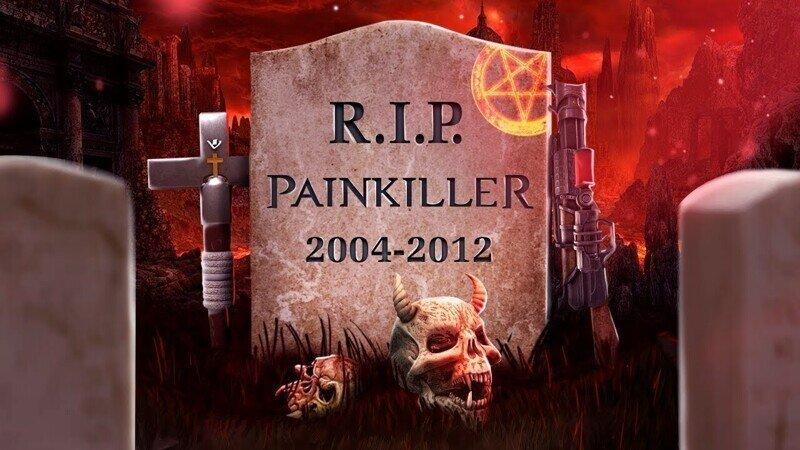 Как погиб Painkiller