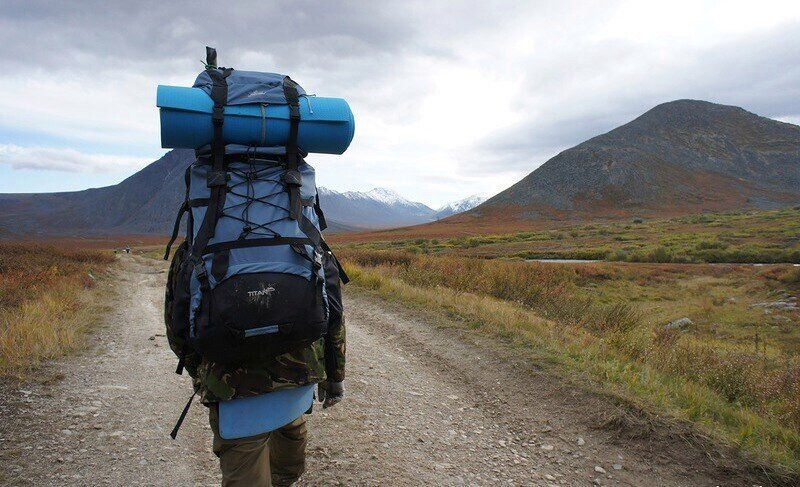 Уфимский путешественник на пять месяцев отправился в одиночный пеший поход по Уралу
