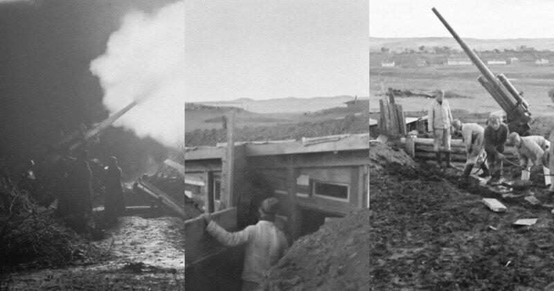 Покупатель старой фототехники обнаружил архивные снимки времен Великой Отечественной войны