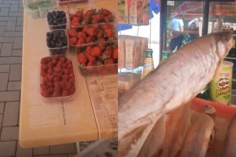 """""""Вот эта малина - тысячу?"""": турист в Сочи изумился местным ценам"""