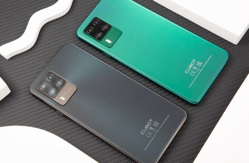 Cubot X50 - бюджетный смартфон с квадрокамерой