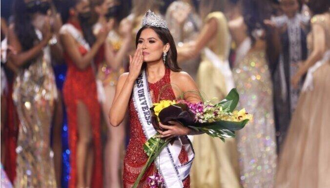 """Победительницей """"Мисс Вселенная 2021"""" стала девушка из Мексики"""