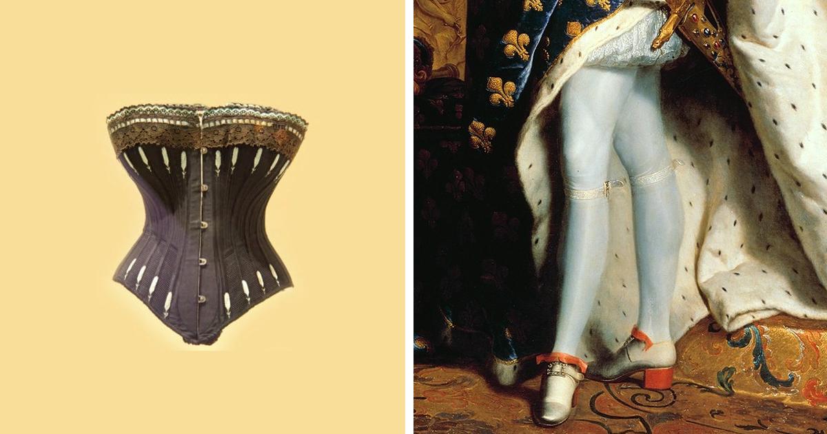 10 заблуждений об историческом костюме и моде