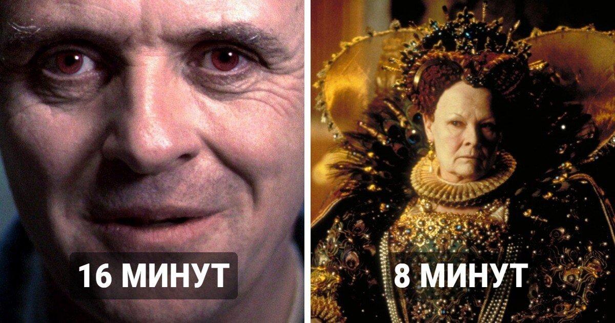 12 коротких ролей, за которые актёры получили «Оскар»