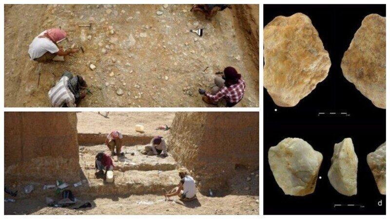 В Судане нашли доисторическую мастерскую