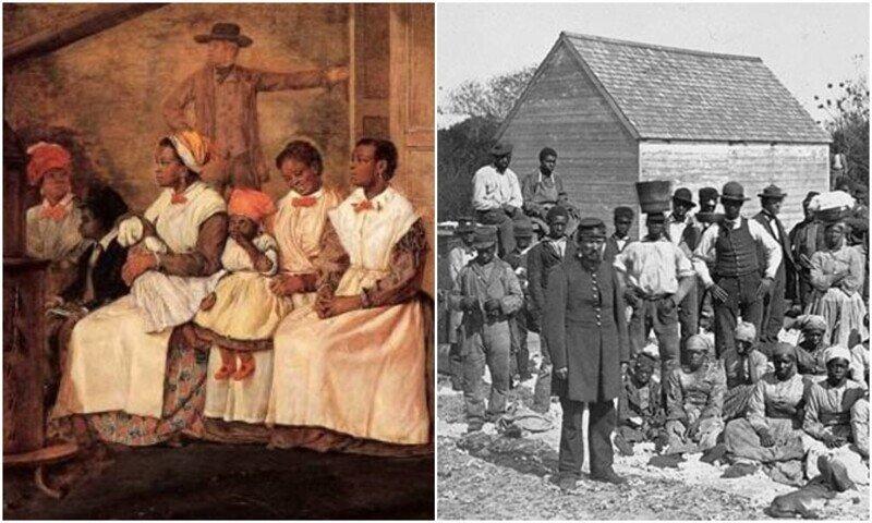 10 ложных представлений о рабстве в США