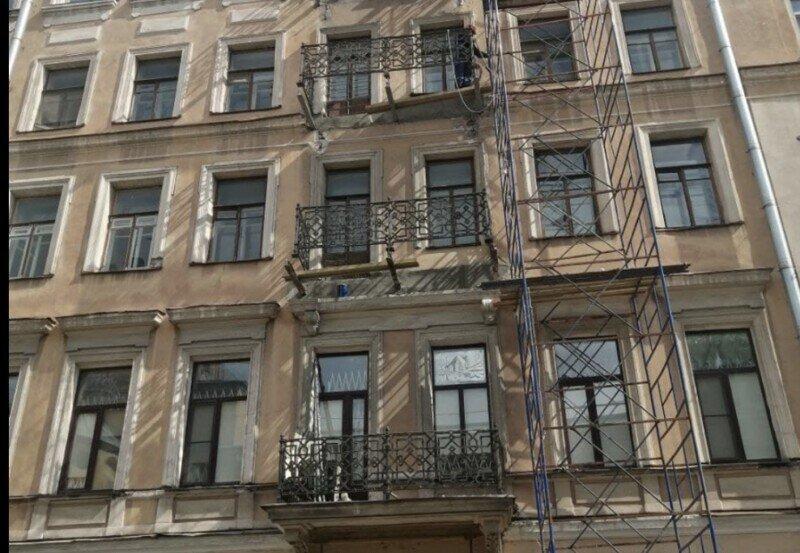 Они уничтожают балконы, а не работают