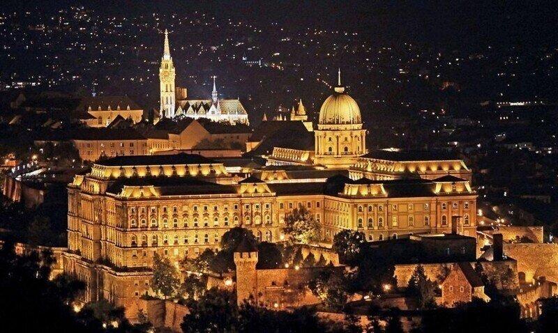 Экскурсия в Венгрию и не только Будапешт