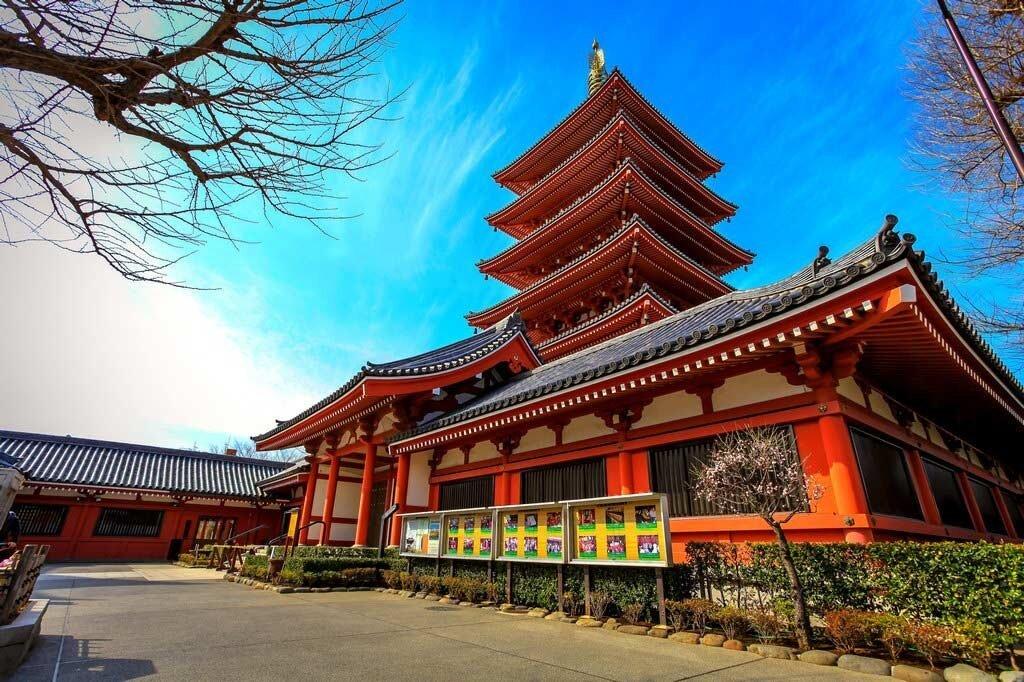 Самые большие города Японии