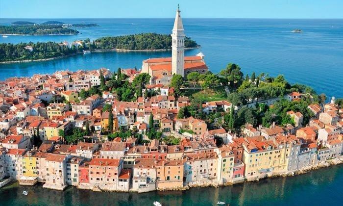 Самые большие города Хорватии