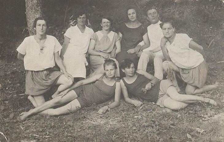 Танцы, шахматы и пляж: как граждане СССР проводили время в Домах отдыха