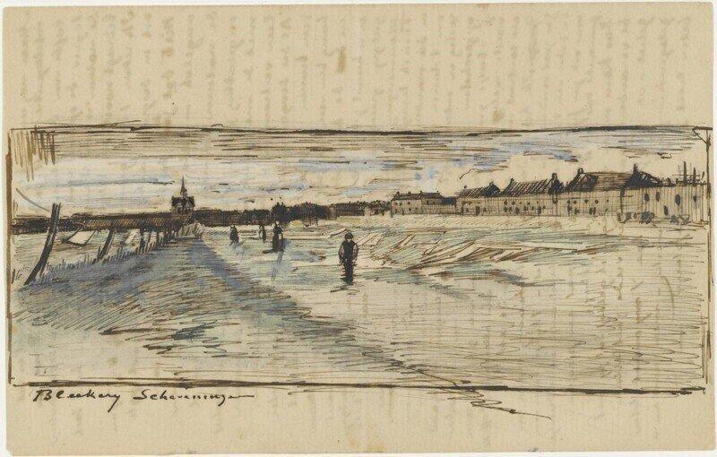 Шедевры ван Гога, спрятанные в его письмах