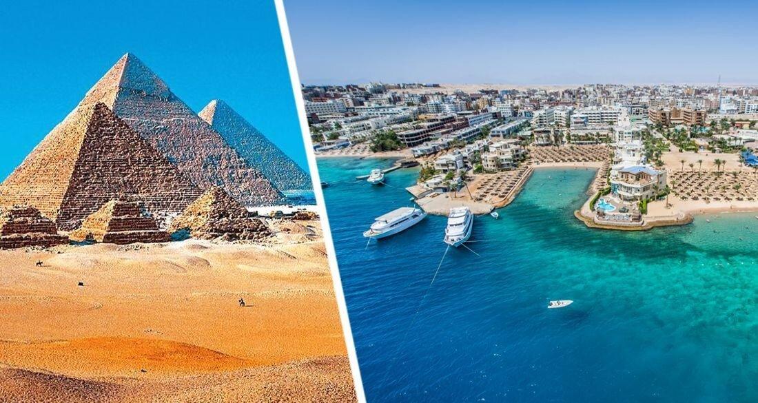25 крупнейших городов Египта