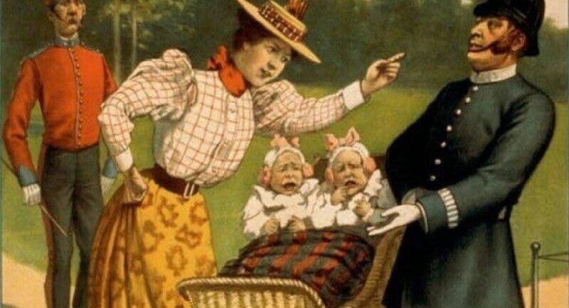 """""""Вредные советы"""" родителям: как воспитывали детей в викторианскую эпоху"""