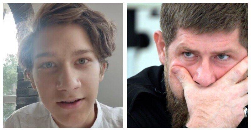 Ещё один «храбрый блогер» обозвал Кадырова шайтаном