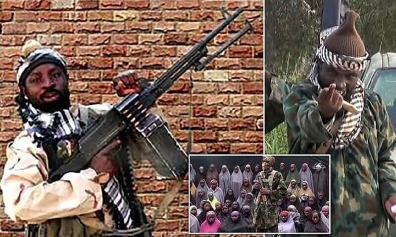 Лидер террористов подорвал себя, столкнувшись с другими террористами
