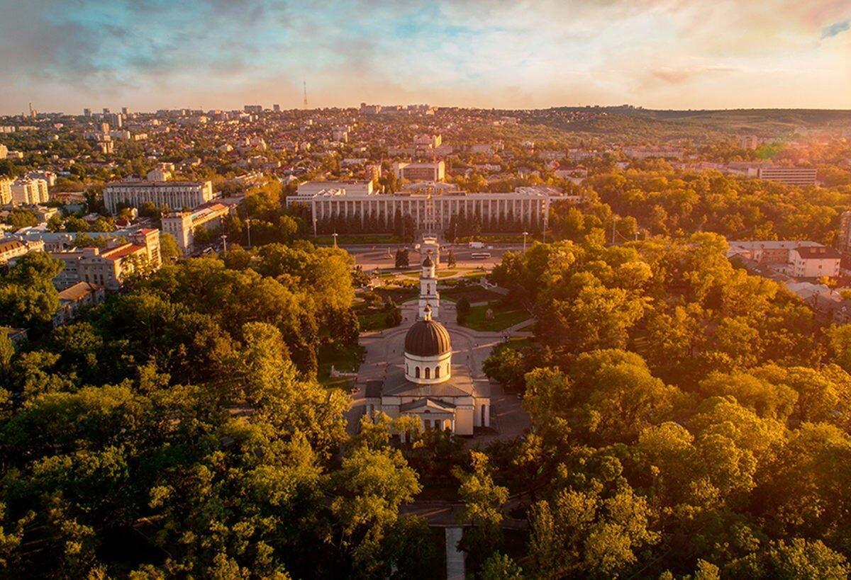 25 крупнейших городов Молдавии