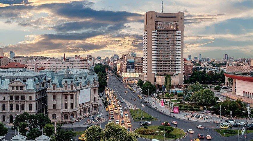 Самые большие города Румынии