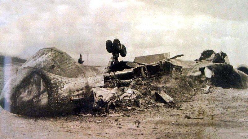 Как Ту-134 разбился в Югославии в 1971 году