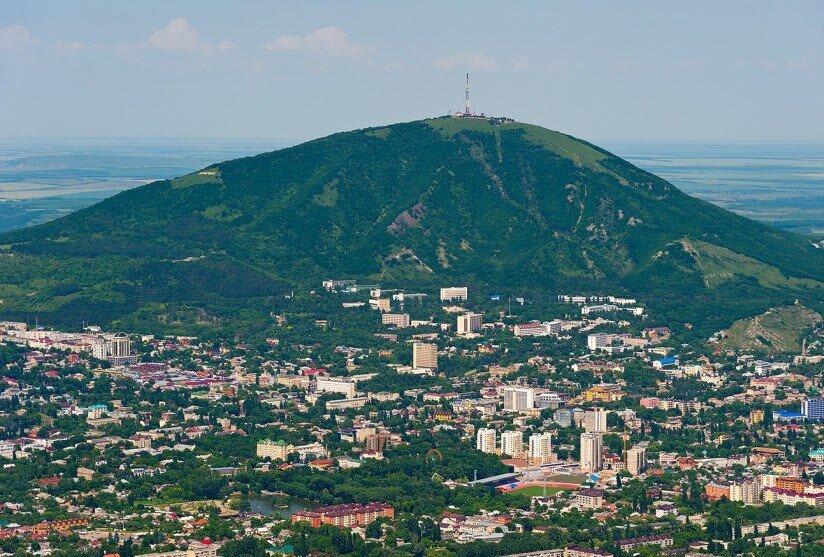 Самые большие города Ставропольского края