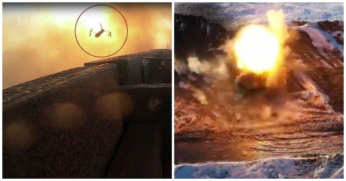 """Концерн """"Калашников"""" опубликовал видео испытаний нового секретного оружия"""