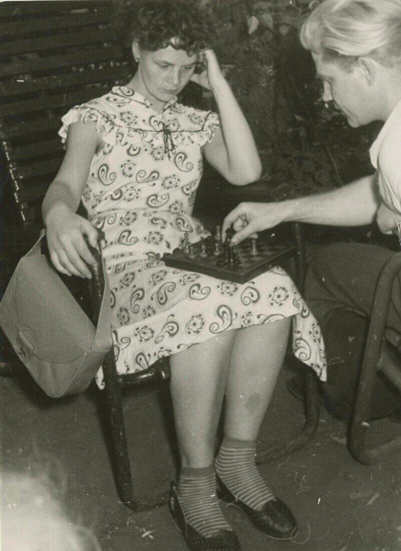 1930 - 1960-е. Советская повседневная жизнь
