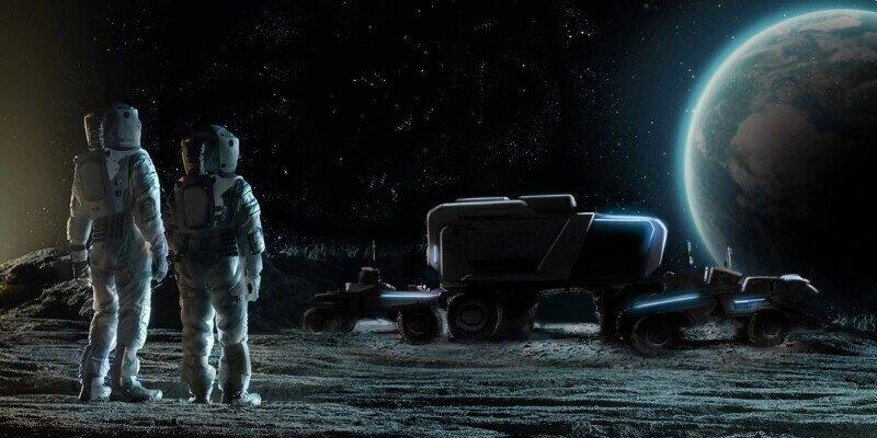 General Motors и Lockheed Martin стремятся на Луну