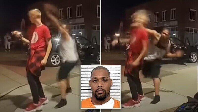 Американец сядет в тюрьму на 7 лет за нападение на подростка