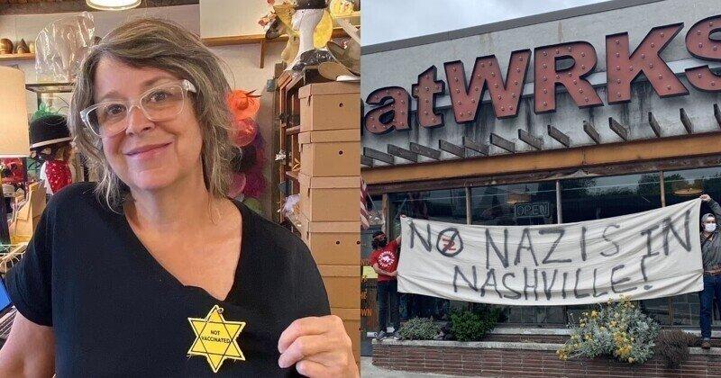 Американский магазин заклеймили позором после анонса продаж значка в виде желтой звезды Давида
