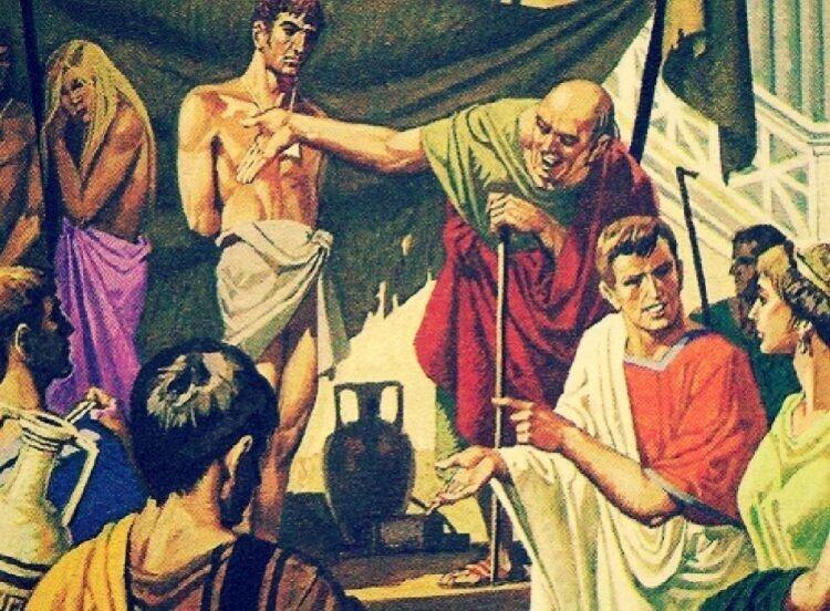 Что ты сможешь купить на 1000 рублей в Древнем Риме?