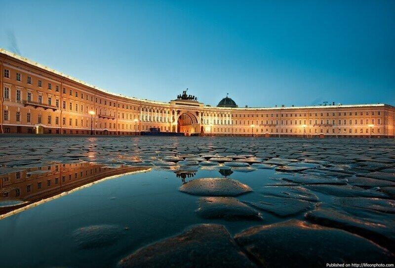 Красивые фотографии Санкт-Петербурга от фотографа Сергея Лукса