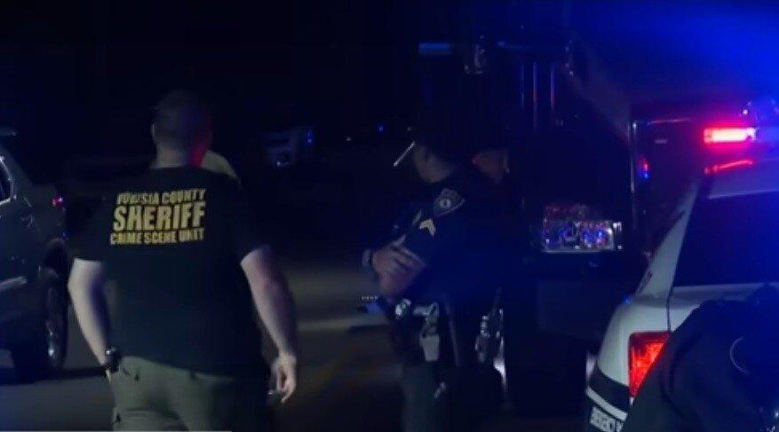 """В США малолетние """"Бонни и Клайд"""" из АК-47 и дробовика более часа отстреливались от полицейских"""