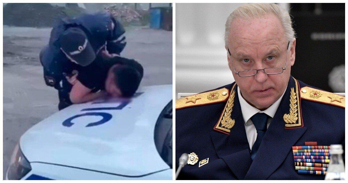 Глава СК освободил полицейского, застрелившего нарушителя в Новосибирской области