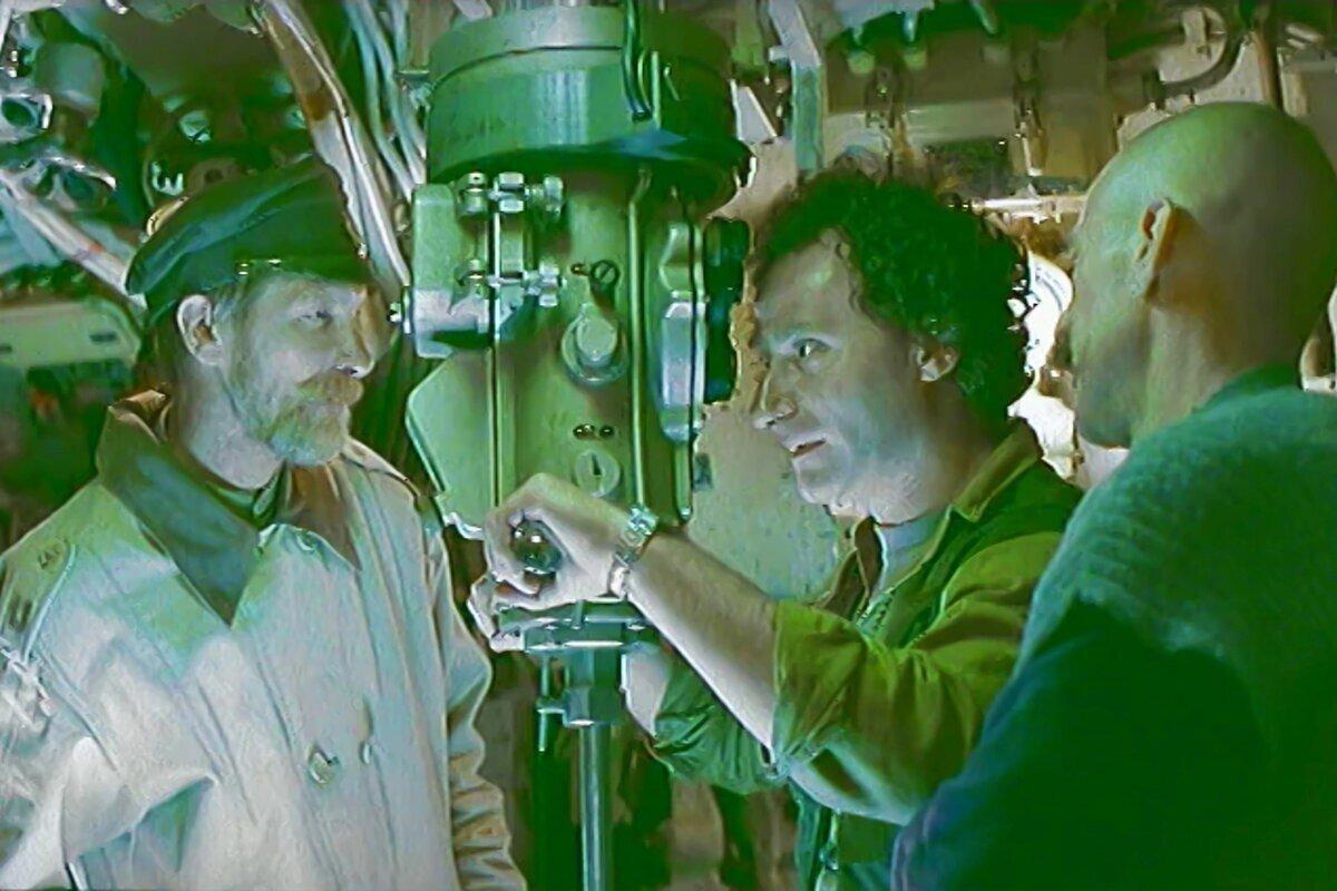 Где сейчас подводная лодка в которой снимали фильм «Особенности национальной рыбалки»?
