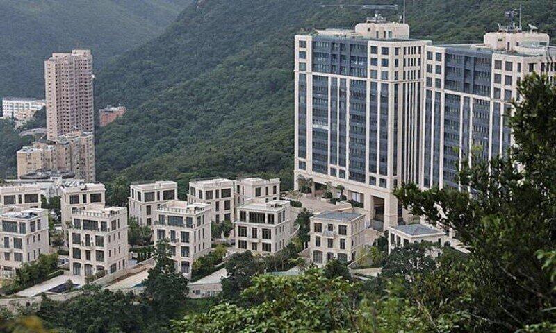 В Гонконге продали самое дорогое парковочное место в мире