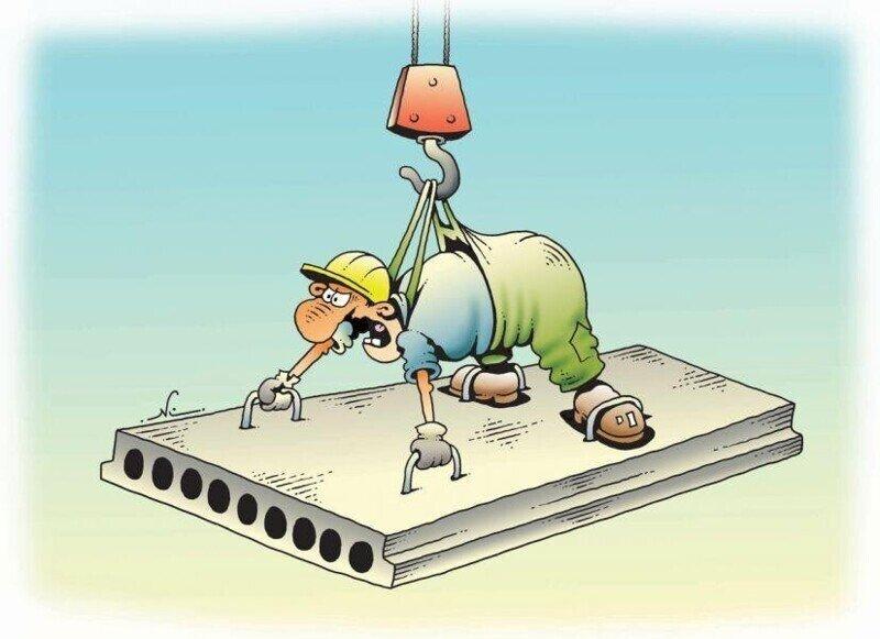 Сила инженеров и монтажников в юморе