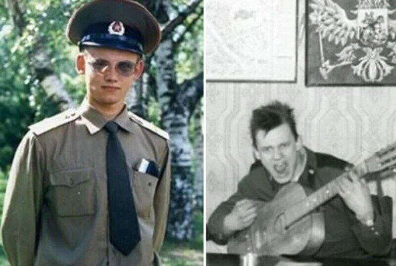 О том, в каких войсках служили Кипелов, Клинских, Князев и другие советские и российские рокеры