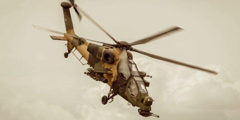 Филиппины закупили турецкие вертолеты T-129 Atak