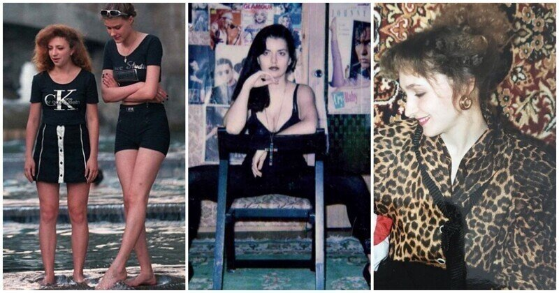 По волнам памяти: девушки из лихих 90-х