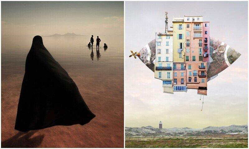 Самые креативные фото-победители конкурса Siena Creative Photo Awards