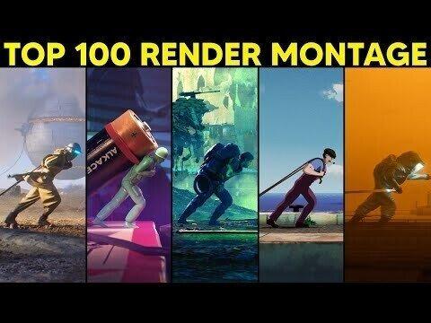 Итоги VFX челленджа от Клинта Джонса