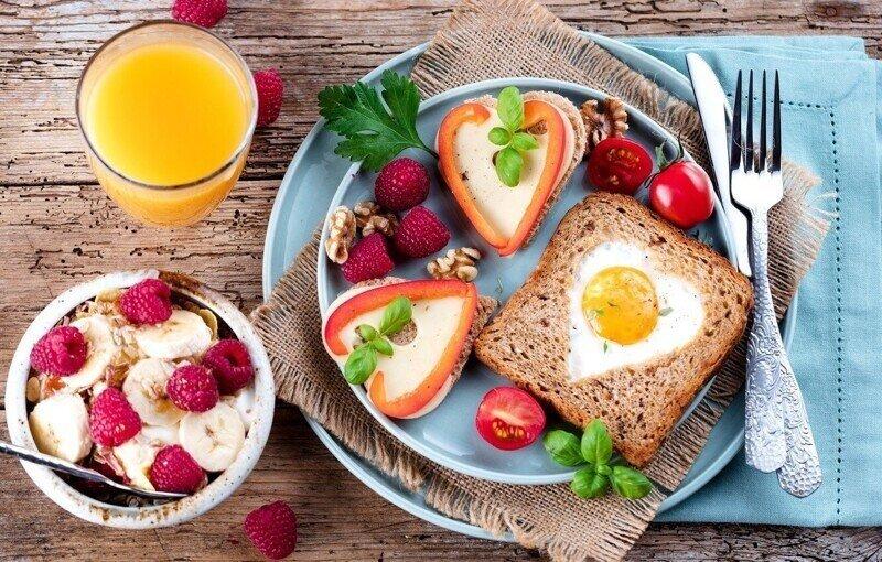 Каким должен быть идеальный завтрак, благотворно влияющий на организм