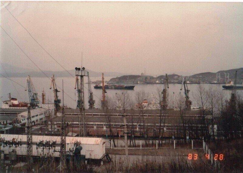 1983. Цуёси Ямамото в Советском Союзе