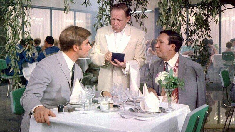 Давайте вместе вспомним ресторанные цены в СССР