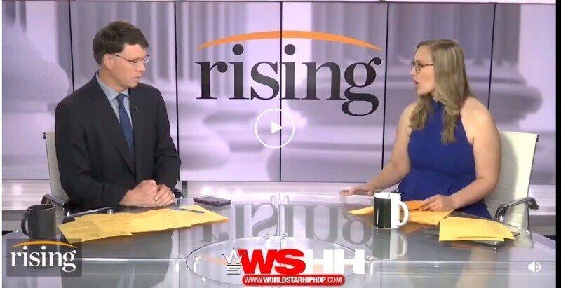 Дискуссия на американском ТВ о роли США и СССР во Второй мировой войне