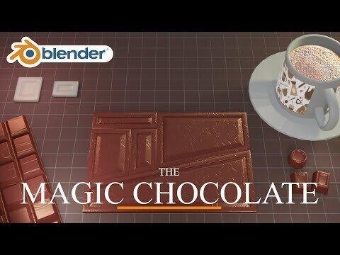 Ух, шайтана-ма! Бесконечная шоколадка наоборот