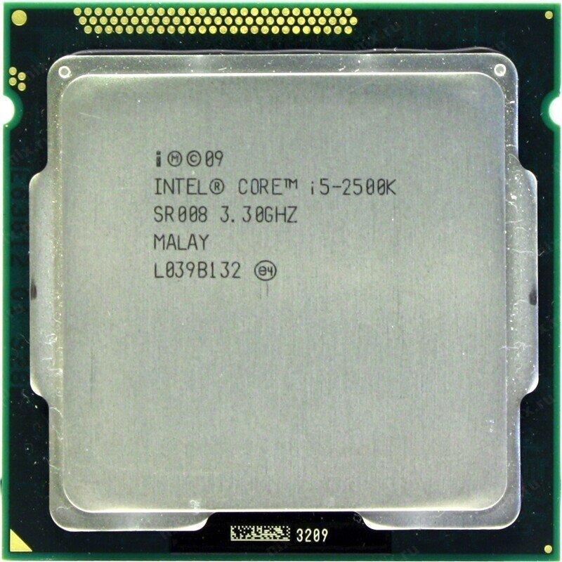 Процессор core i5 2500K, что он может в 2021?
