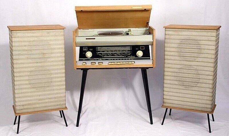 10 ламповых радиол из СССР. Музыкальные центры советской эпохи