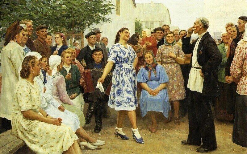 Художник Юрий Петрович Кугач: пронзительная честность сюжетов